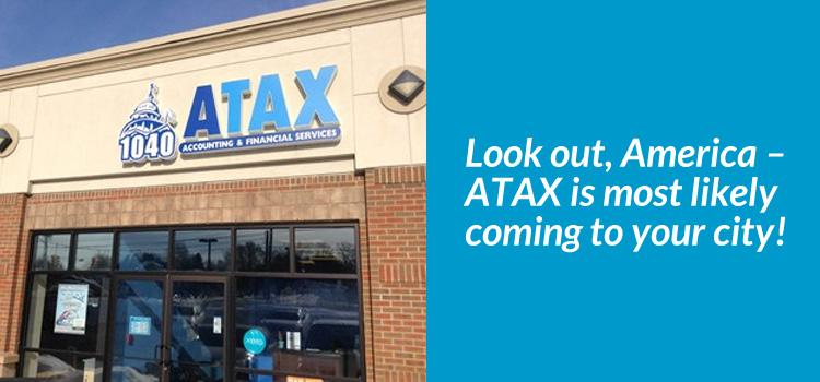 Look out, America – ATAX is most likely coming to your city!