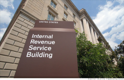 IRS Audit Rate Hits New Low