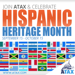 Join ATAX Celebrate 2014 Hispanic Heritage Month