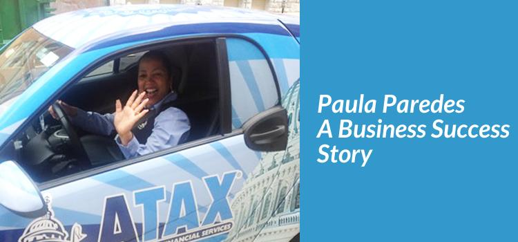 Paula Paredes a Business Success Story