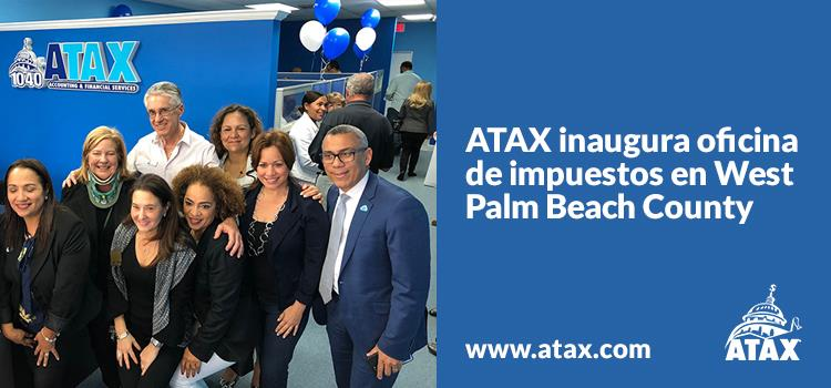 ATAX inaugura oficina de impuestos en West Palm Beach County